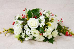 卓上花の写真素材 [FYI01691650]