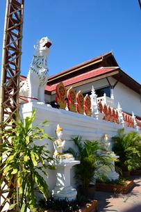 寺院のワット・フォン・ソイの写真素材 [FYI01691806]