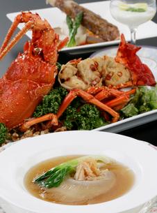 中華料理のイメージの写真素材 [FYI01691911]