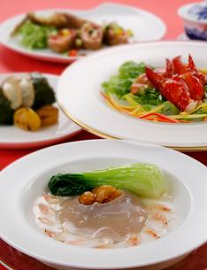 中華料理のイメージの写真素材 [FYI01692003]