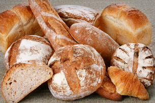 パンの集合の写真素材 [FYI01692333]