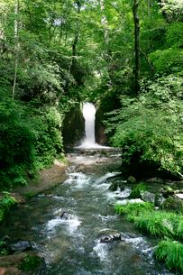 竜返しの滝の写真素材 [FYI01692390]