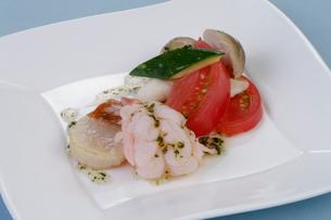 海鮮サラダの写真素材 [FYI01692417]