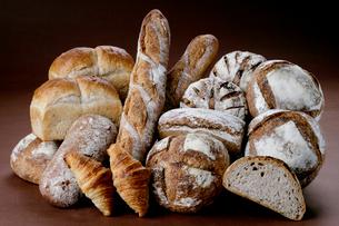 パンの集合の写真素材 [FYI01692493]