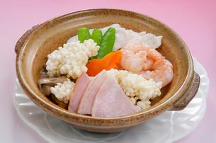 中華料理、おこげの写真素材 [FYI01692568]