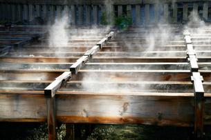 湯畑の写真素材 [FYI01692638]