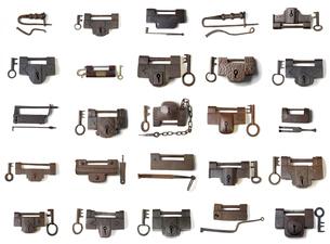 和鍵の写真素材 [FYI01692738]