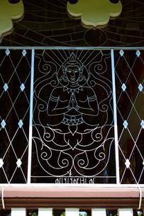 寺院のワット・スアン・ドークの建物の写真素材 [FYI01693012]