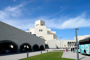 イスラム芸術博物館の建物の写真素材 [FYI01693420]