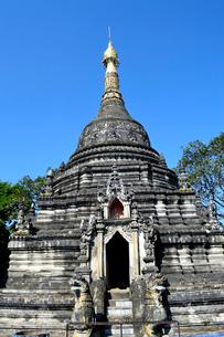 寺院のワット・パー・パオの写真素材 [FYI01693435]