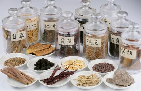 漢方薬の写真素材 [FYI01693860]