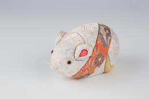 十二支、鼠の写真素材 [FYI01694065]