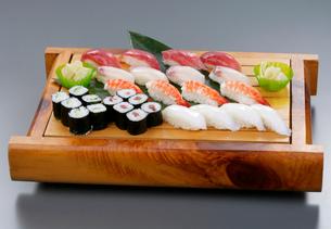 にぎり寿司の写真素材 [FYI01694081]