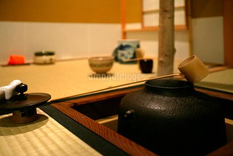 茶室の写真素材 [FYI01694116]