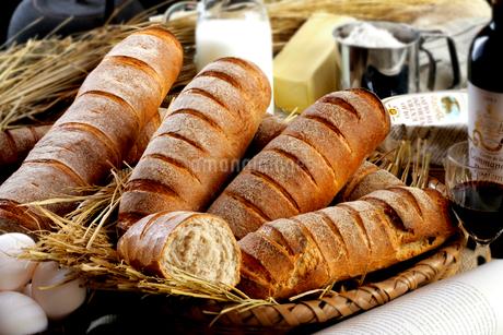 パンのイメージの写真素材 [FYI01694194]