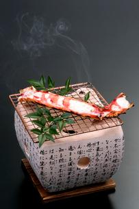 焼きタラバ蟹の写真素材 [FYI01694196]