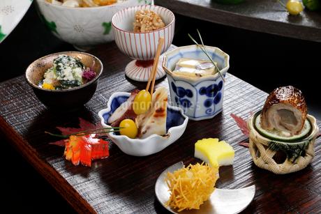 秋料理イメージの写真素材 [FYI01694216]