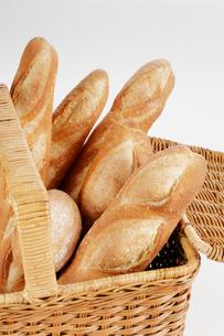 フランスパンの写真素材 [FYI01694245]