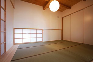 住宅,和室の写真素材 [FYI01694444]