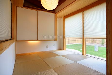 住宅,和室の写真素材 [FYI01694449]