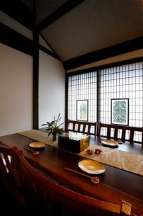 和室の正月イメージの写真素材 [FYI01694488]