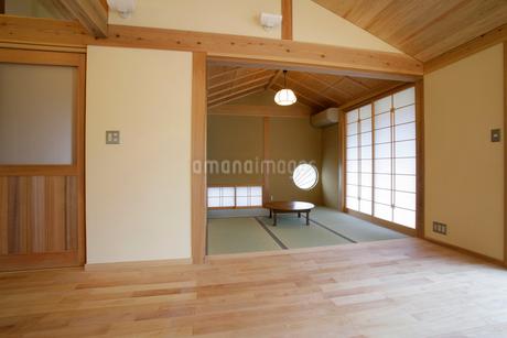 住宅,和室の写真素材 [FYI01694494]