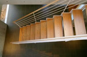 住宅,階段の写真素材 [FYI01694705]