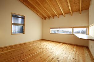 住宅の部屋の写真素材 [FYI01694844]