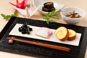おせち料理の写真素材 [FYI01695024]