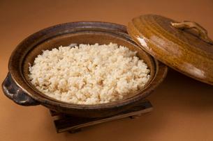 玄米ごはんの写真素材 [FYI01695144]