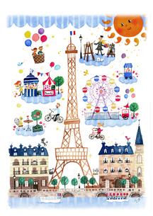 パリのイラスト素材 [FYI01695484]
