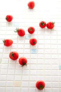プチトマトの写真素材 [FYI01695591]