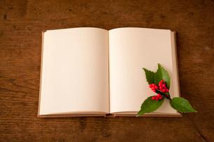 本と千両の写真素材 [FYI01695765]