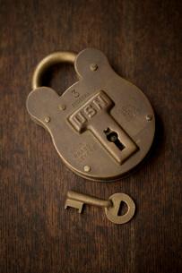 鍵の写真素材 [FYI01695796]