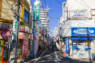 代田橋栄光会商店街の写真素材 [FYI01696272]