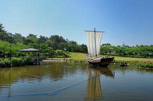 日和山公園の写真素材 [FYI01698669]