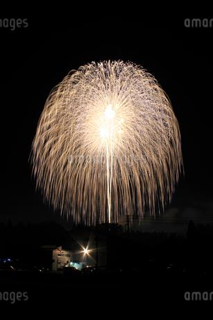 片貝まつり花火大会の写真素材 [FYI01699244]