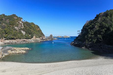 畠尻湾の写真素材 [FYI01699697]
