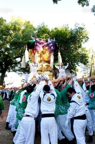 川之江太鼓祭りの写真素材 [FYI01699819]