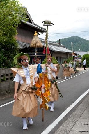 ひょうげ祭りの写真素材 [FYI01699904]