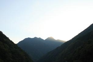 面合渓谷の写真素材 [FYI01699912]