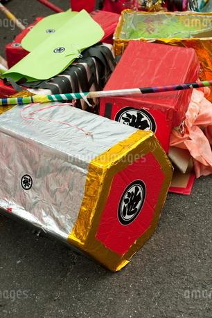 ひょうげ祭りの写真素材 [FYI01699944]