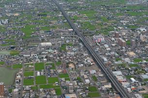 高松市街地(空撮)の写真素材 [FYI01700276]