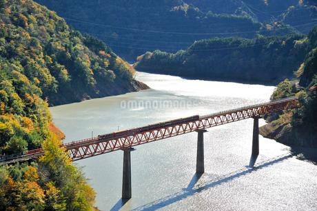 大井川鉄道井川線の写真素材 [FYI01700589]