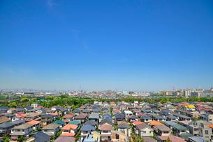 浦安住宅街の写真素材 [FYI01700650]