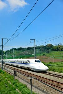 東海道新幹線 N700系の写真素材 [FYI01702097]