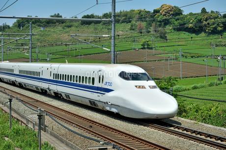 東海道新幹線 700系の写真素材 [FYI01702404]