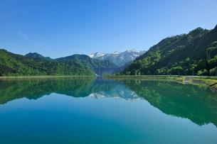 只見湖の写真素材 [FYI01702450]