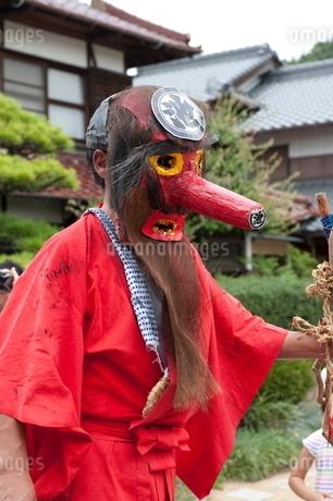 ひょうげ祭りの写真素材 [FYI01703343]