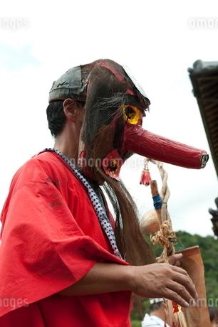 ひょうげ祭りの写真素材 [FYI01703655]